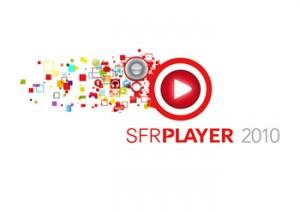 Logo SFR PLAYER 2010