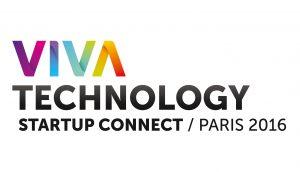 Logo Viva Technology fond blanc